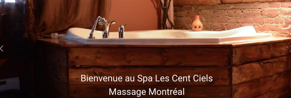 Spa Les Cent Ciels – Massage thérapeutique