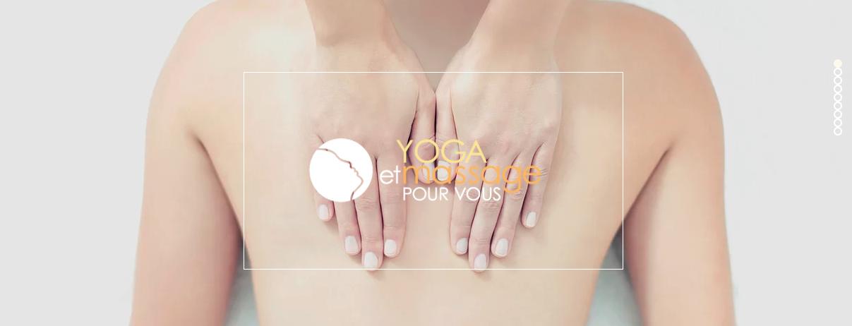 Centre Yoga et Massage Pour Vous - Massage thérapeutique